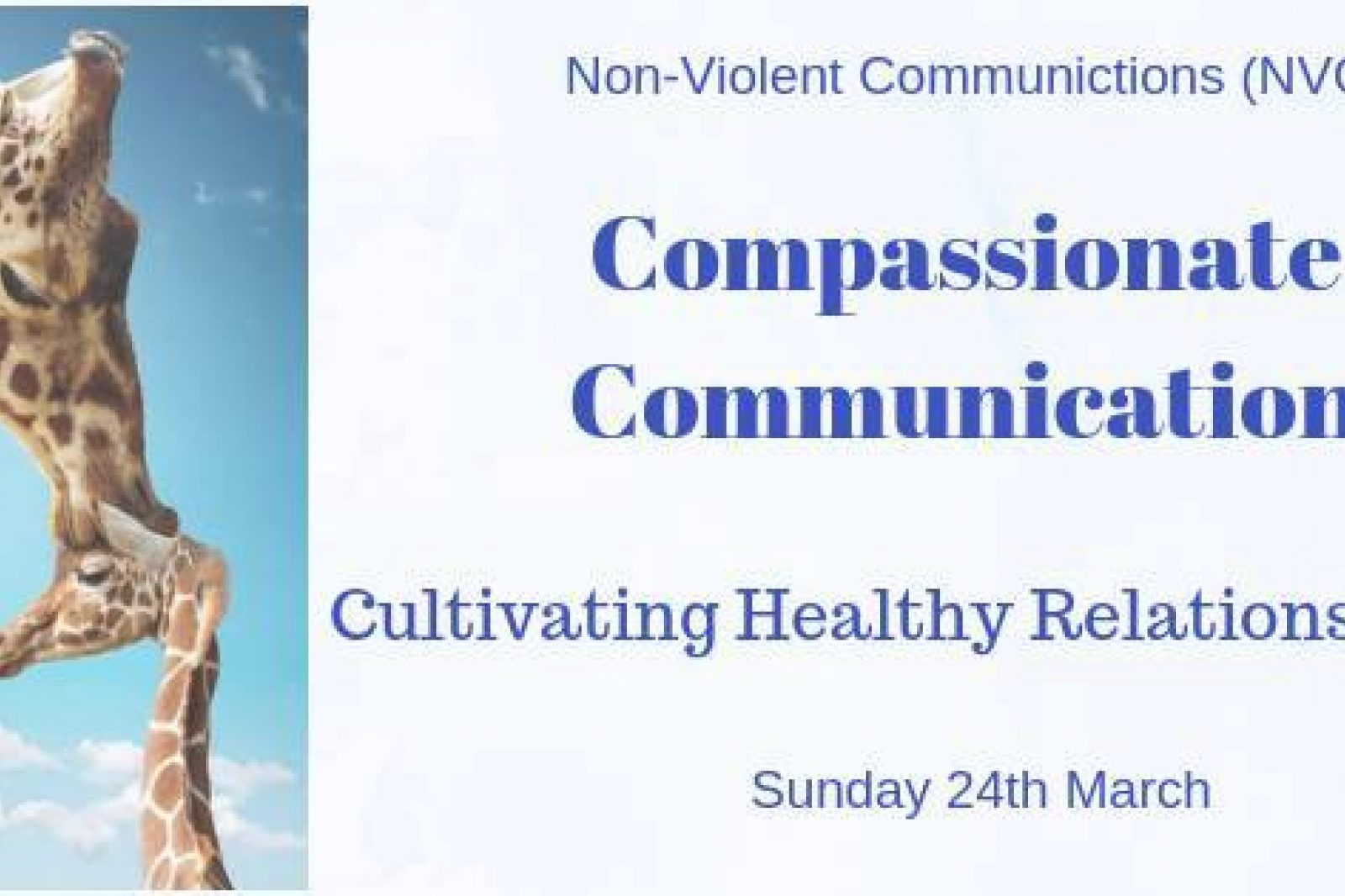 Sharon Kirk Compassionate Communication 24Th March