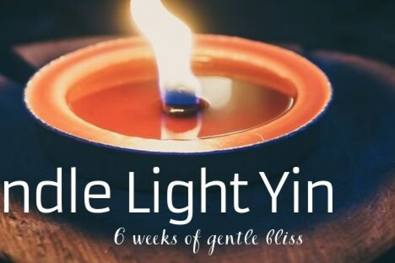 Candle Light Yin Nov 2019