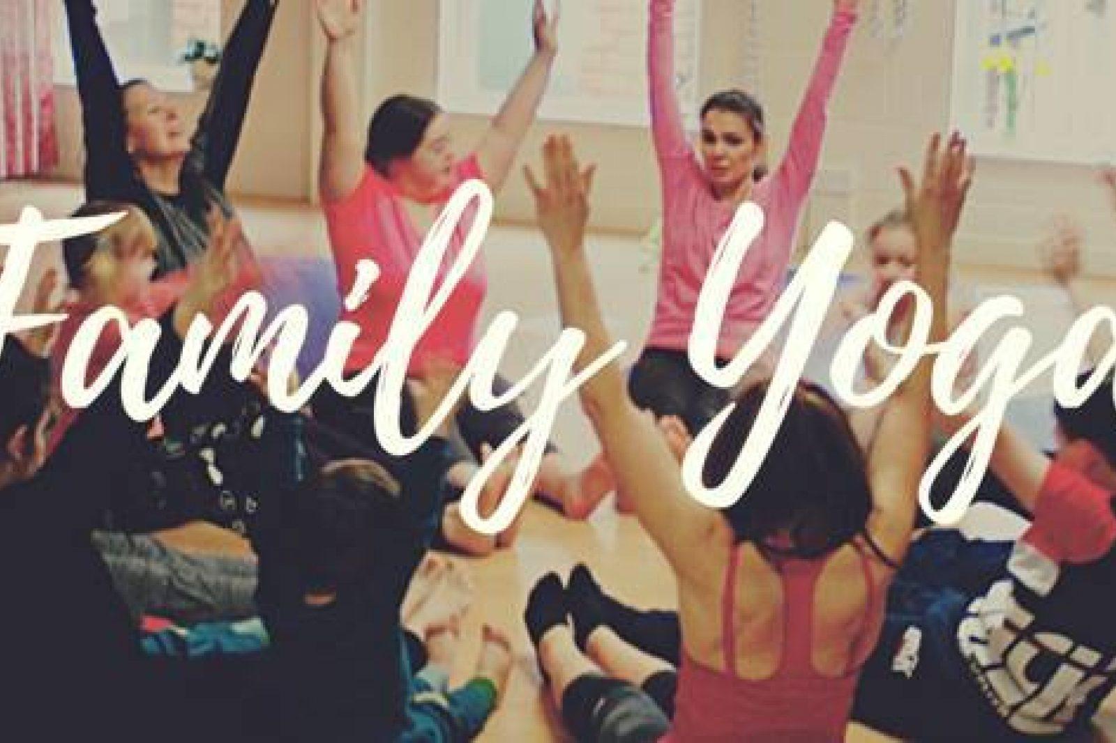 Family Yoga Maitri Yogaflower 2019