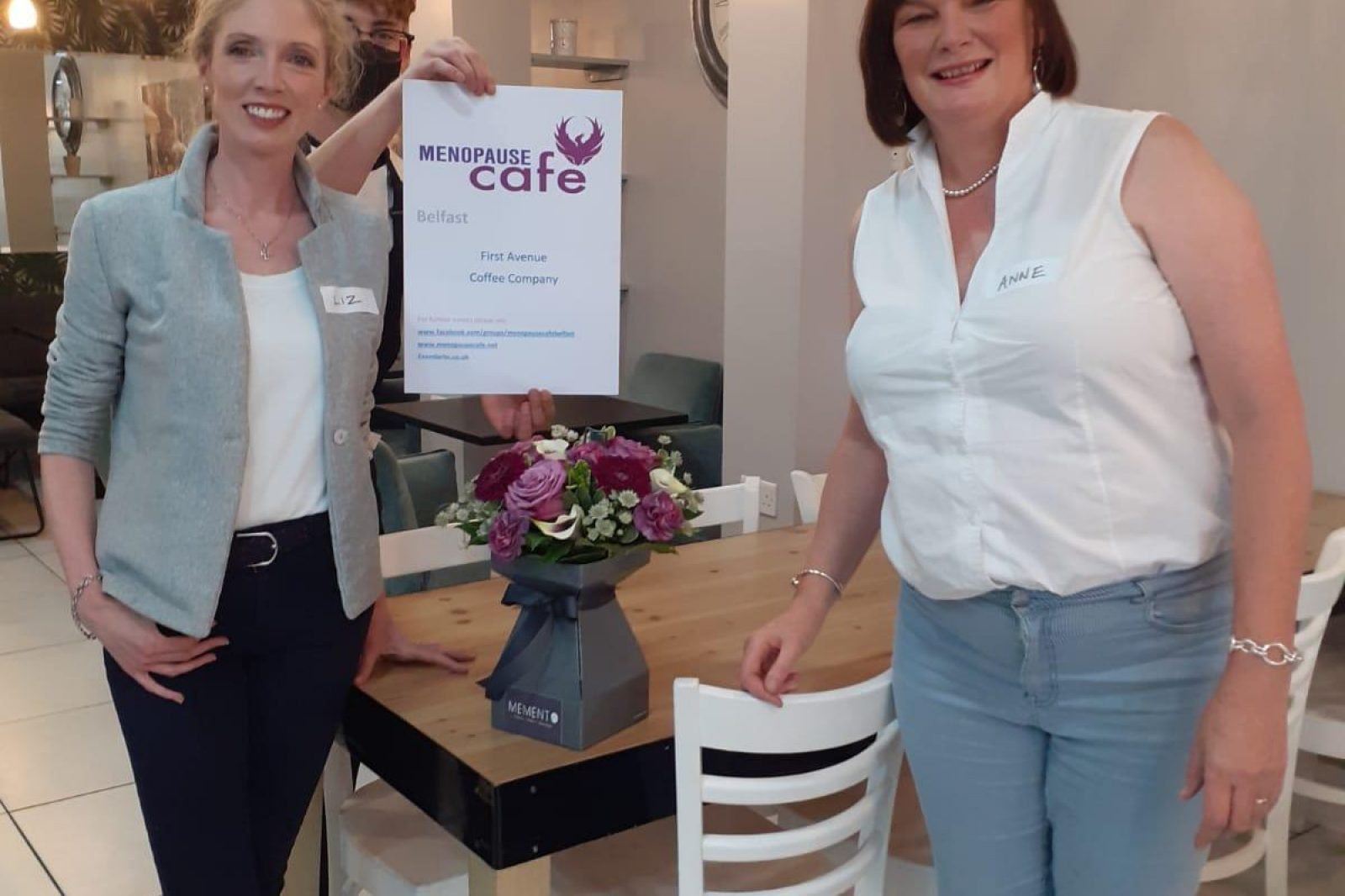 Menopause Cafe Photo Oct 2021