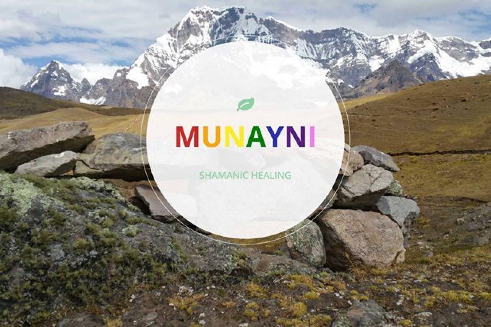 Munayni Cover