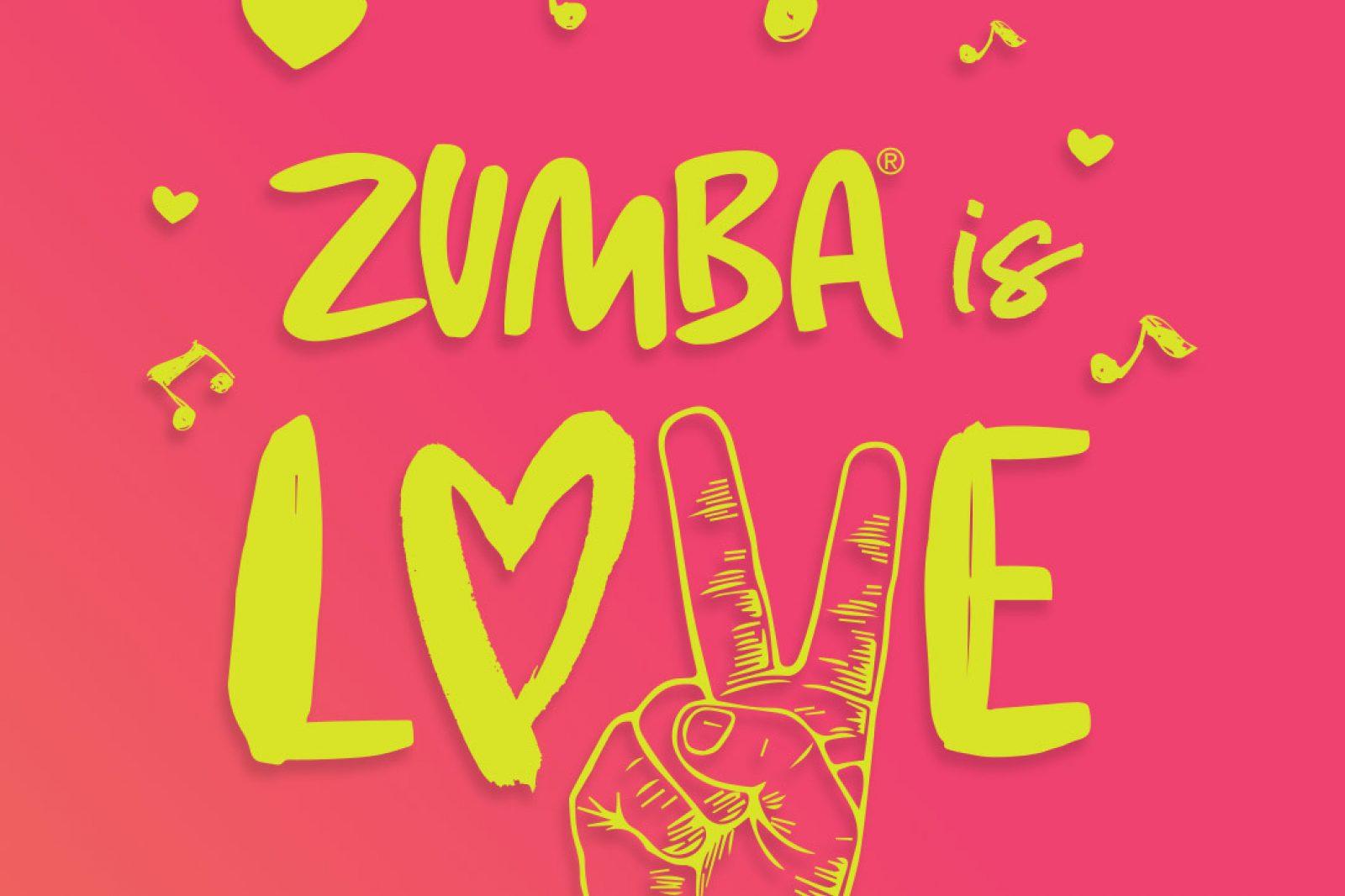 Zumba Is Love V1