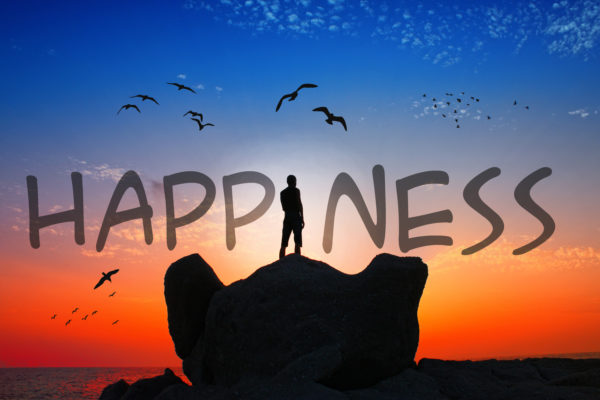 Happiness Beach Text