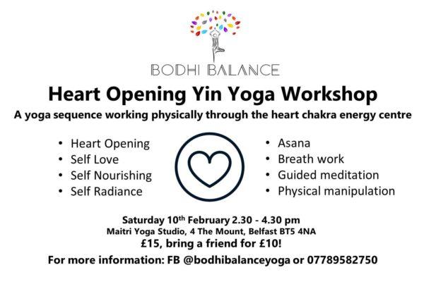 Heart Workshop Flyer