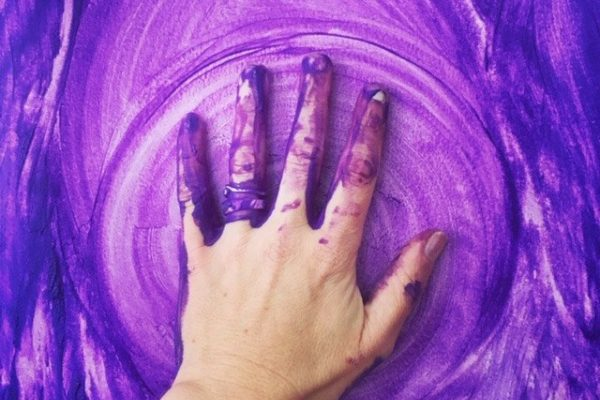 Intuitive Painting Introduction Session 16Th Aug 2020