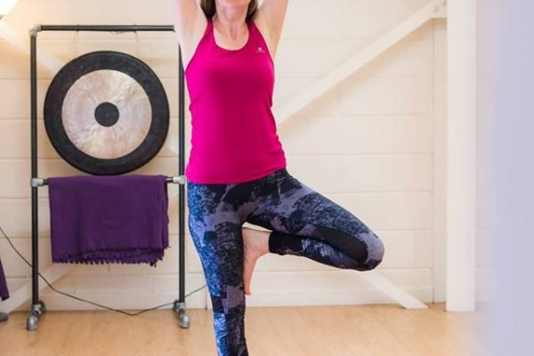 Rachel O Beginners Yoga 01 May
