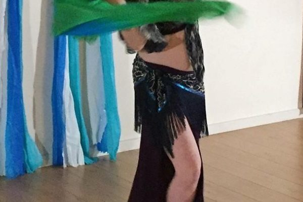 Belly Dance At Maitri 2