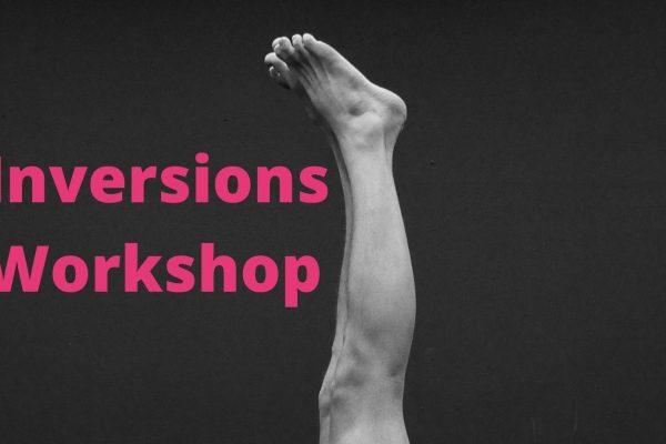 Inversions Workshop 26 09 2021