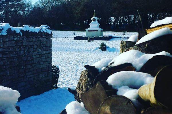 Jampa Ling 03 12 2019 Meditation 1