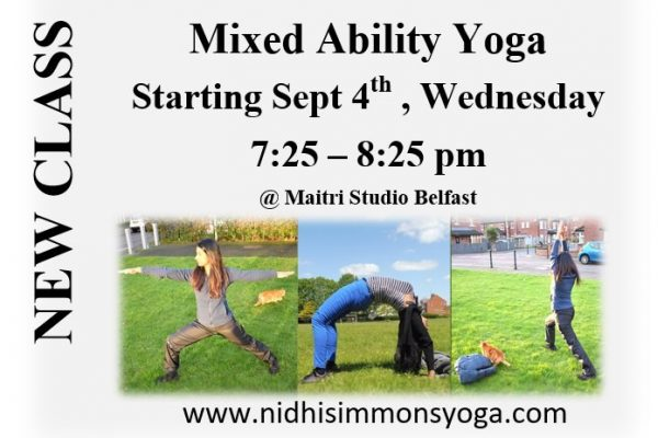 Mixed Ability Class 04 Sept