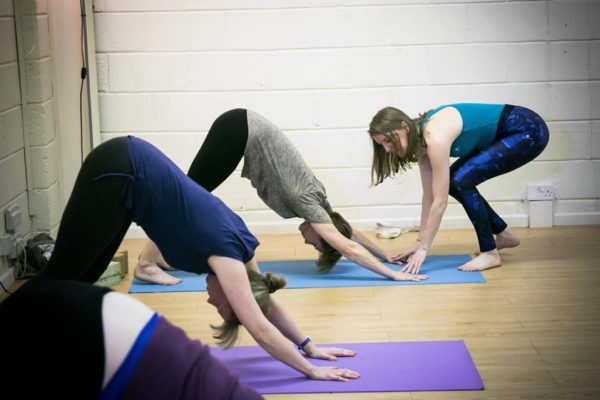 Mixed Ability Yoga