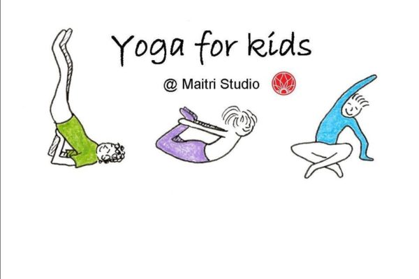 Yoga For Kids With Asd From 15Th Sept