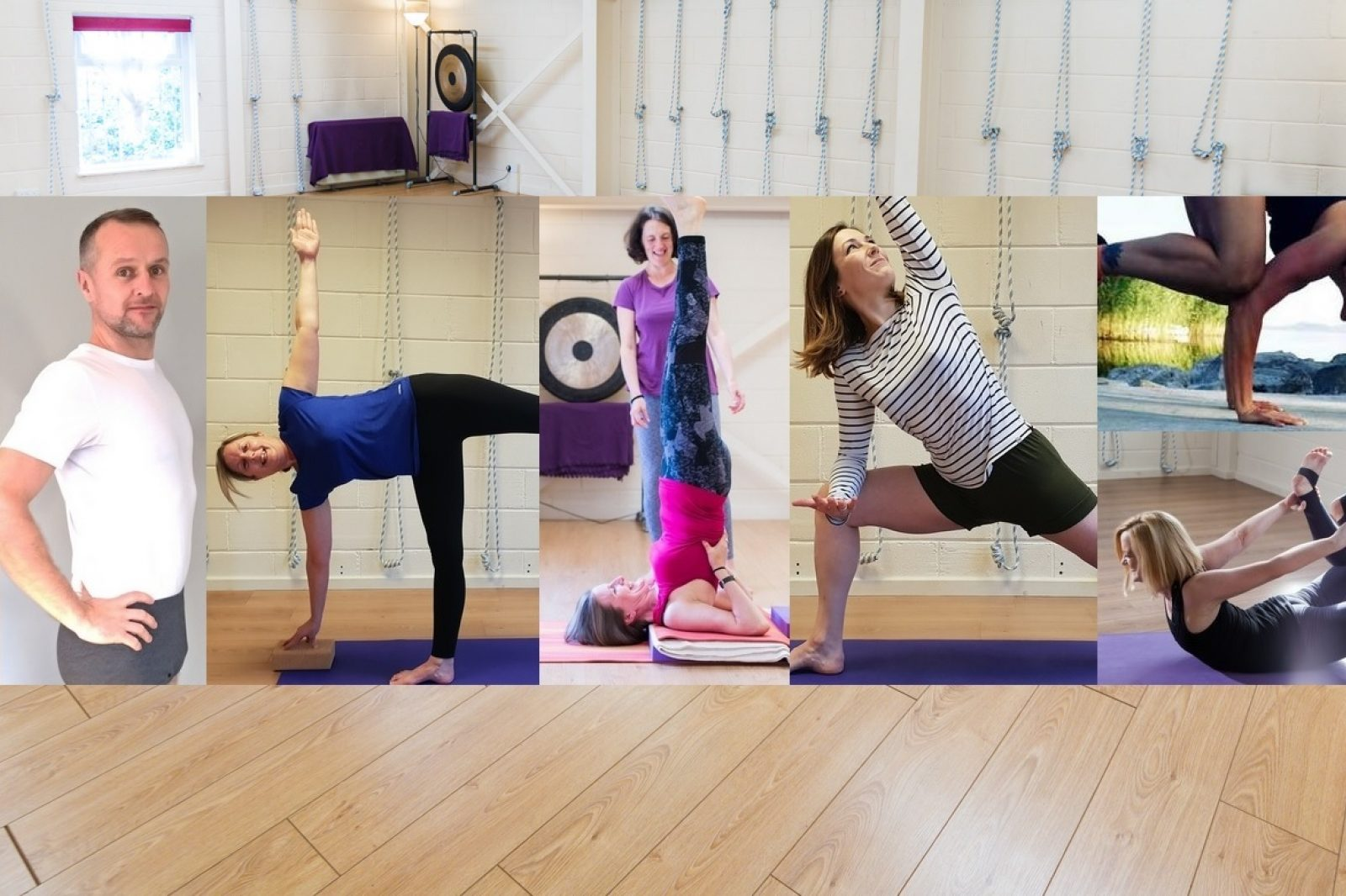 Maitri Iyengar Yoga Summer2019
