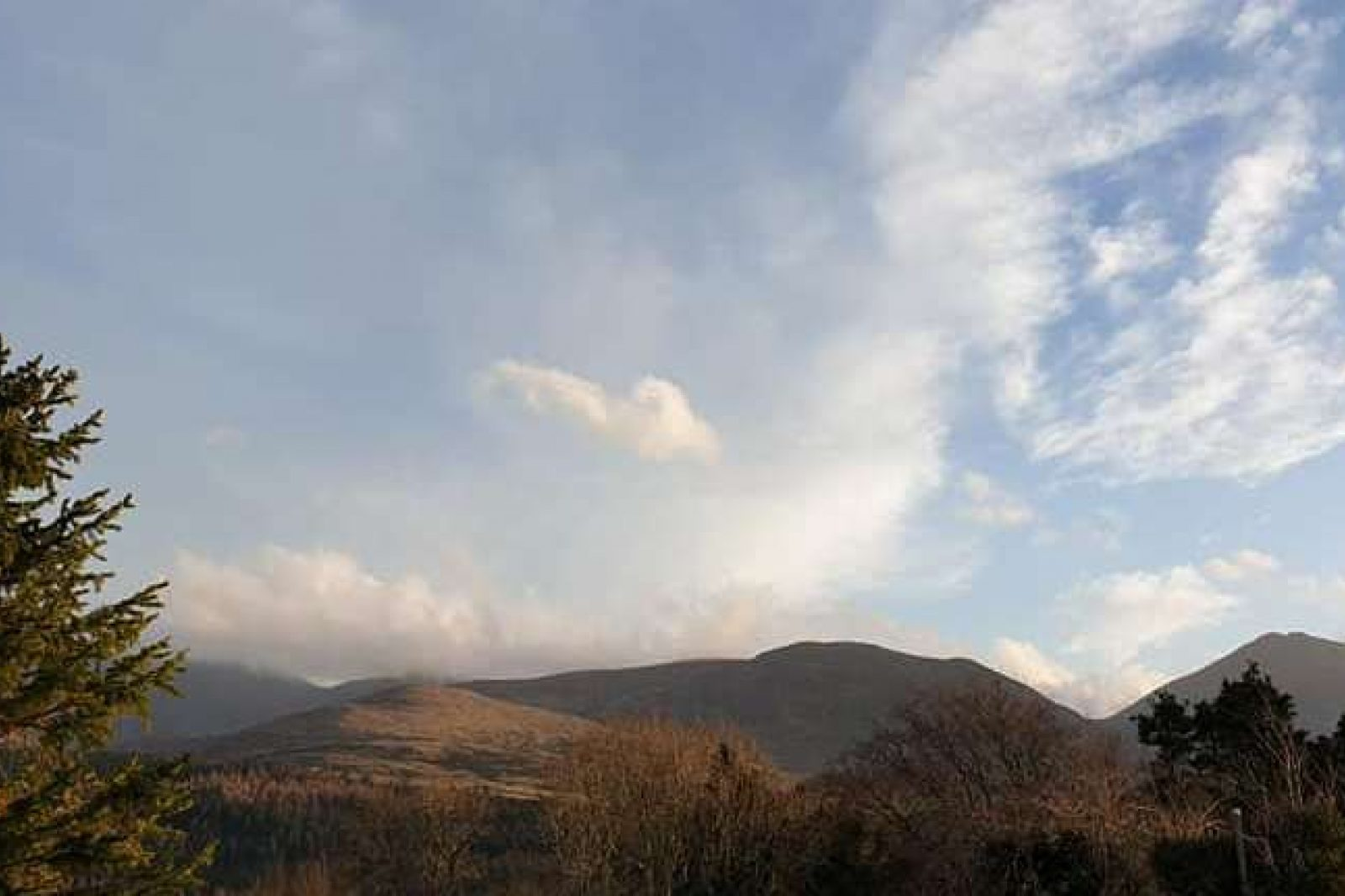 Clearing Mourne Skies Cr